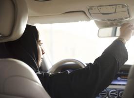 أوبر تمنح السائقات السعوديات فرصة اختيار تفضيل الركاب الإناث