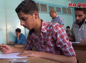 الموقع الرسمي لوزارة التربية السورية..يهوي بسبب نتائج الشهادة الثانوية العامة 2018