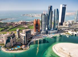 """أبو ظبي: 402   مليون درهم مبيعات """"ريبورتاج العقارية"""" خلال النصف الأول من 2020"""