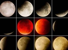 العالم يستعد لـ «القمر الدموي».. أطول خسوف في القرن 21