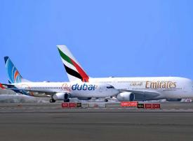تعديل رحلات فلاي دبي في مطار دبي بسبب صيانة المدرج
