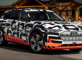 تولَّ القيادة واترك الشحن عليها: أودي تختبر نظام استرجاع الطاقة في سيارة Audi e-tron التجريبية