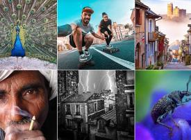 """بالصور: أجمل المشاركات في مسابقة التصوير الأولى """"Photobox Instagram"""""""