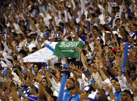 نقل المباريات مجاناً في السعودية.. يحد من حضور الجماهير للملاعب