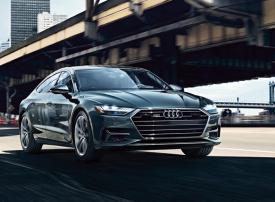 بالصور : سيارة Audi A7 Sportback الجديدة