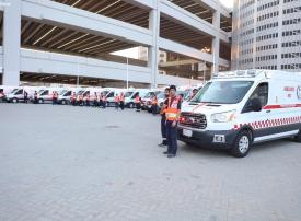 السعودية: خدمات نقل إسعافي مأجورة