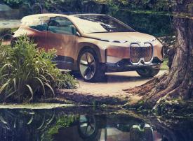 """بالصور: سيارة """"بي إم دبليو"""" الرياضية الكهربائية الجديدة"""