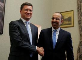 روسيا والسعودية اتفقتا في سبتمبر على زيادة إنتاج النفط