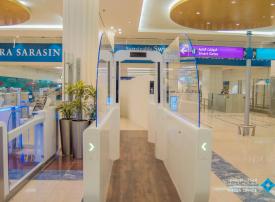 بالفيديو.. مطار دبي يدشن «ممراً ذكيا» لتسهيل إجراءات السفر