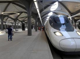 انطلاق رحلات قطار الحرمين والحجز عبر الموقع