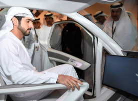 شاهد حمدان بن محمد يفتتح أسبوع جيتكس للتقنية في دورته الثامنة والثلاثين