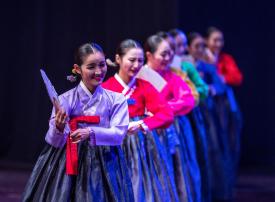 بالصور: فعاليات مهرجان كوريا 2018 في أبوظبي