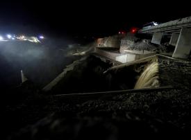 إعلان حصيلة جديدة لضحايا كارثة البحر الميت في الأردن