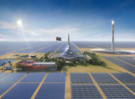 هيئة كهرباء ومياه دبي تزيد شراء الطاقة الشمسية في اتفاق مع أكوا السعودية