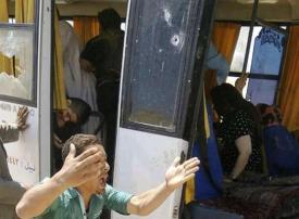 الأمن المصري يقتل 19 شخصاً من خلية نفذت هجوماً على حافلتين لأقباط