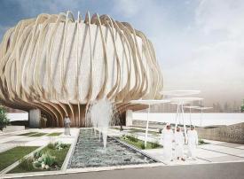 سلطنة عمان تكشف عن تصميم جناحها في معرض إكسبو 2020 دبي