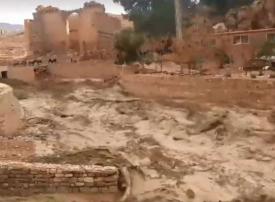 بالفيديو: ارتفاع ضحايا السيول في الأردن إلى 9.. وإجلاء آلاف السياح