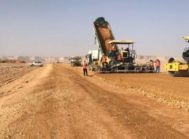 شبهة فساد صك بالقرب من القدية أكبر مشروع ترفيهي في السعودية والعالم