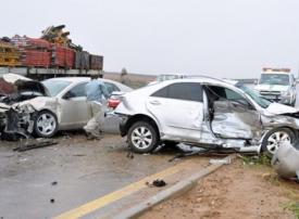 سعودي يسعف مصابين فيتفاجئ بمصرع شقيقه وأبناء أخيه