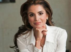 الملكة رانيا العبدالله المتحدث الرئيس لقمة رواد التواصل الاجتماعي العرب بدبي
