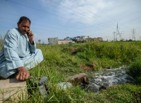 ما تأثير التغير المناخي على الأراضي الخصبة في دلتا النيل بمصر؟