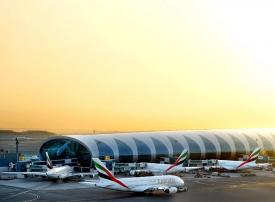 74.5 مليون مسافر استخدموا مطار دبي في 10 أشهر والهند بمقدمة الوجهات