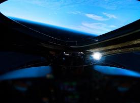 مفاوضات لإطلاق رحلات سياحية إلى الفضاء من الإمارات
