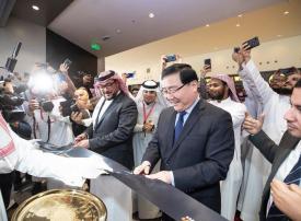 هواوي تفتتح أول متجر لها في السعودية