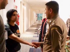 السلطات التايلندية: الفتاة السعودية رهف القنون ستغادر اليوم إلى كندا