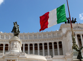 إيطاليا تدرس فتح سفارتها في دمشق