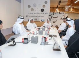 حمدان بن محمد يعتمد 16 مشروعا لتطوير الخدمات الحكومية في دبي