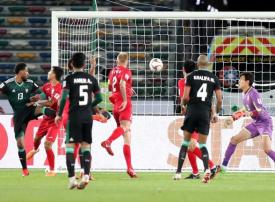 منتخب الإمارات يعبر قيرغيرستان ويتأهل لربع نهائي كأس آسيا