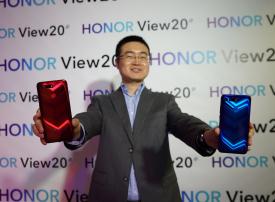 هونر تطلق هاتفها الجديد هونر فيو 20 في الإمارات