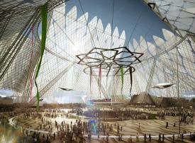 «أرابتك» الإماراتية تفوز بعقد إنشاء المساحات العامة في مشروع إكسبو 2020 دبي