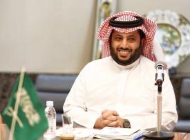 بيراميدز  المصري يعلن استعادة تركي آل الشيخ الاستحواذ على حصته في النادي