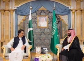 ولي العهد السعودي يتجه شرقاً.. ويزور باكستان والصين