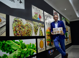 لماذا يطبخون أطعمة ولحوم نباتية عديدة في جلفوود 2019