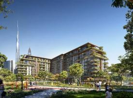 دبي تكشف النقاب عن مشروع سنترال بارك في سيتي ووك