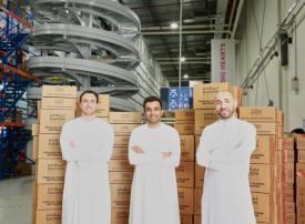 إعمار مولز الإماراتية تستحوذ كليا على منصة التسوق الإلكتروني «نمشي»