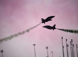 وكالة الإمارات للفضاء تشارك في المعرض السعودي للطيران
