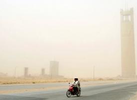 إنذار مبكر من هيئة الأرصاد لـ 13 منطقة في السعودية