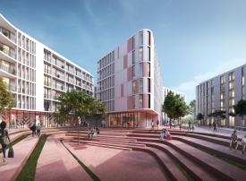 شركة أرادَ تطلق مجتمع نِست السكنيّ للطلاب مع فرص استثماريّة بالشارقة