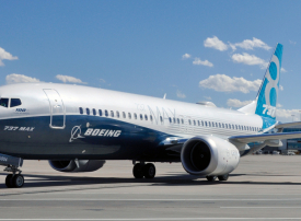 الإمارات تحظر تشغيل طرازات بوينغ 737 ماكس كإجراء احترازي