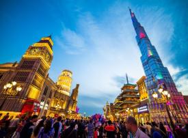 استجابة للجمهور.. القرية العالمية في دبي تمدد فعالياتها أسبوعاً كاملاً