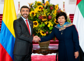 الإمارات وكولومبيا توقعان إتفاقية الإعفاء المتبادل من تأشيرة الدخول