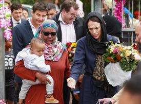 رئيسة وزراء نيوزيلندا: وسائل الإعلام ستبث الأذان مباشرة يوم الجمعة