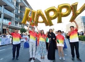 يوم السعادة العالمي.. الإمارات الأولى عربيا للعام الخامس