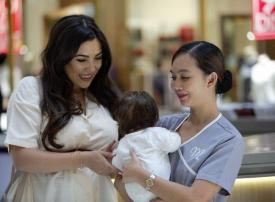 دبي مول يوفر خدمة مرافقة ورعاية الأطفال بدءا من يوم عيد الأم