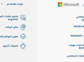 مليون مبرمج عربي تطلق مجموعة أوسع من الدورات التدريبية لتعلم لغة البرمجة