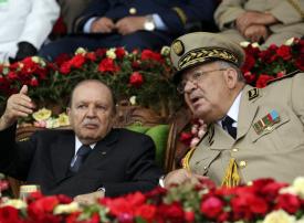 بوتفليقة يستقيل من منصب رئاسة الجمهورية الجزائرية